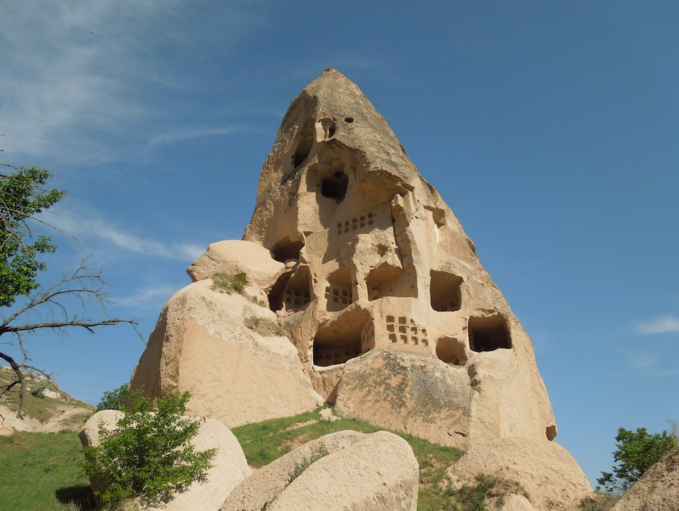 Home sweet home in the area of Cappadocia