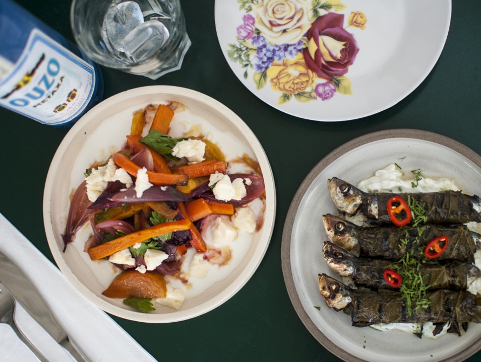 Fish and Seafood restaurants in Israel