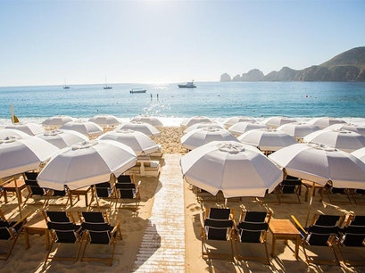 SUR Beach House  Cabo San Lucas  Mexico