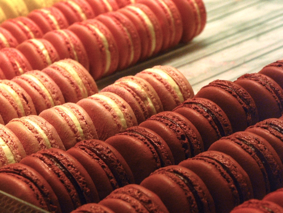 Best Macarons in Vancouver Vancouver  Canada