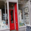 The Red Door Gallery Edinburgh  United Kingdom