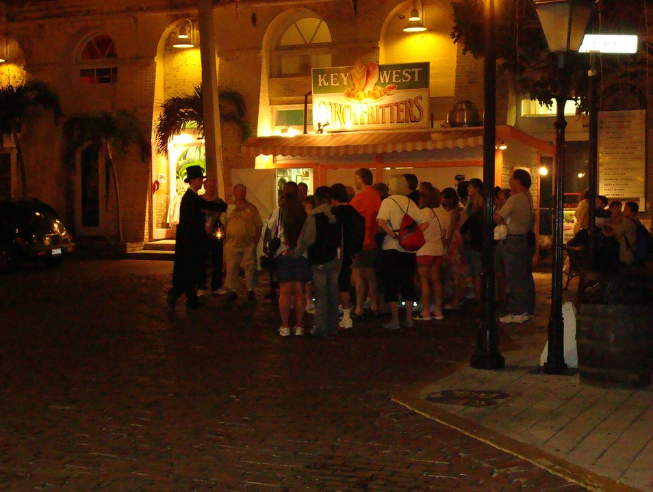 Tour the sinister side of Key West Key West Florida United States