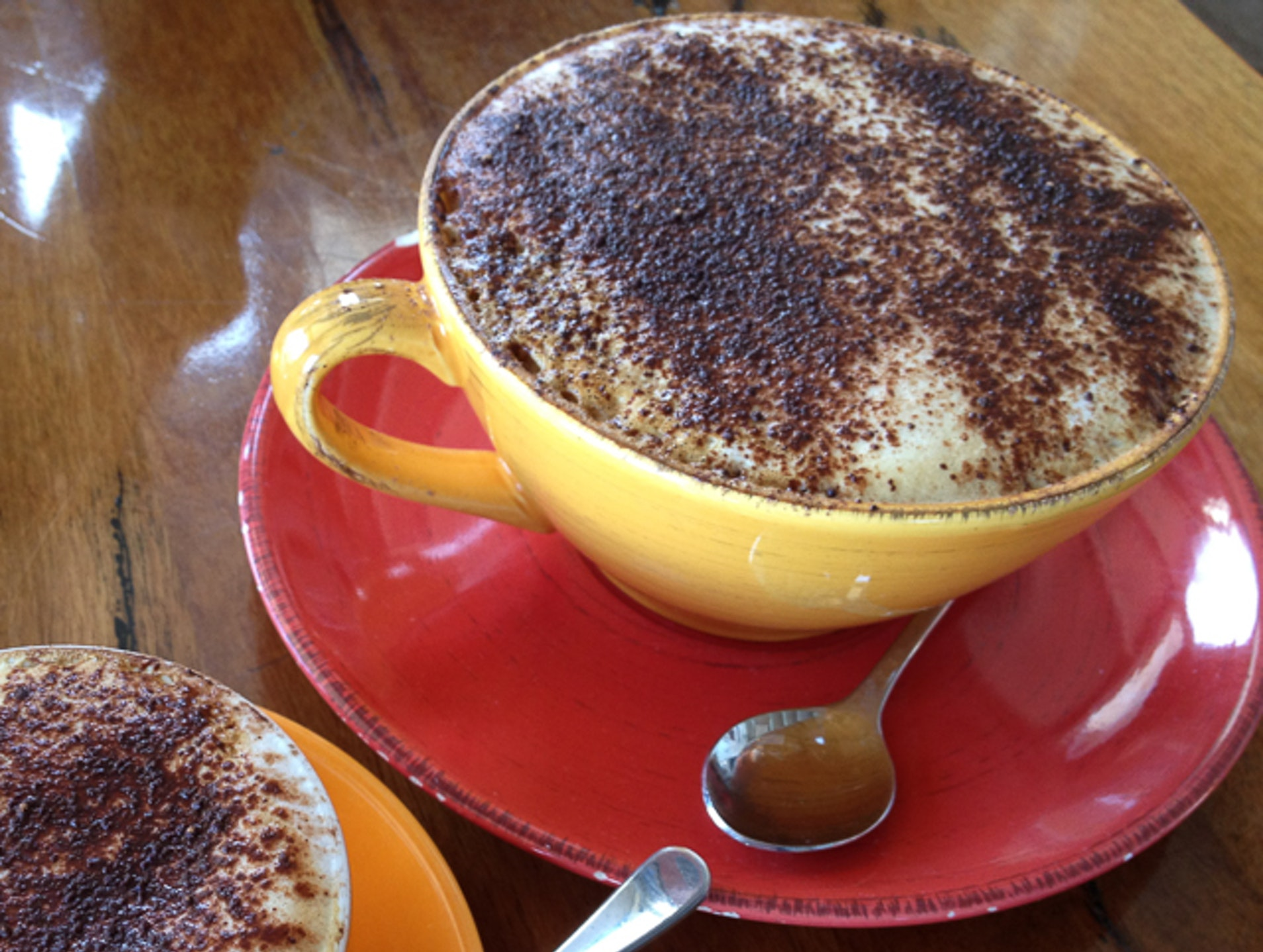 Breakfast @ The Naked Fig - Perth
