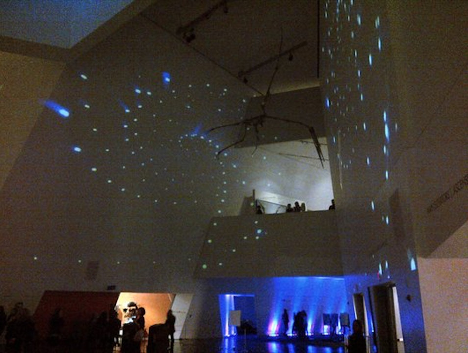 Friday Night Live at the Royal Ontario Museum (ROM)  Toronto  Canada