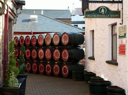 Old Bushmills Distillery Bushmills  United Kingdom