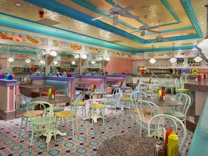 Beaches & Cream Soda Shop Orlando Florida United States