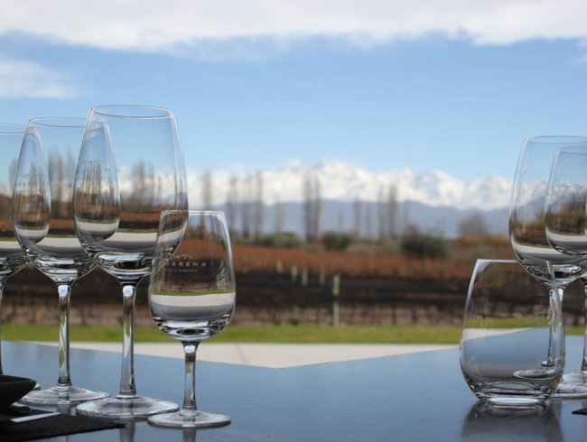 Best Winery Lunch in Mendoza