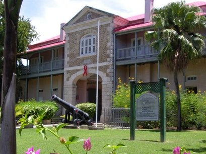 Barbados Museum and Historical Society Bridgetown  Barbados
