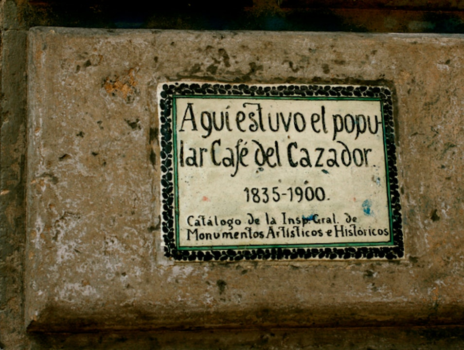 Once a Favorite Haunt of Mexico City's Literary Luminaries Mexico City  Mexico