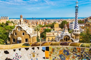 24 Hours in Gaudi's Barcelona