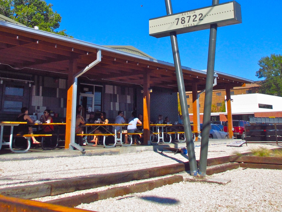 40+ Beers on Tap and Comfort Food: Your Neighborhood Bar Austin Texas United States