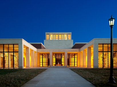 George W. Bush Presidential Library and Museum Dallas Texas United States