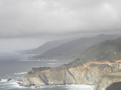 California's HWY 1 Carmel California United States