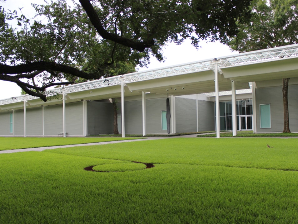 "Discover a ""Neighborhood of Art"" with Houston's Menil Collection Houston Texas United States"