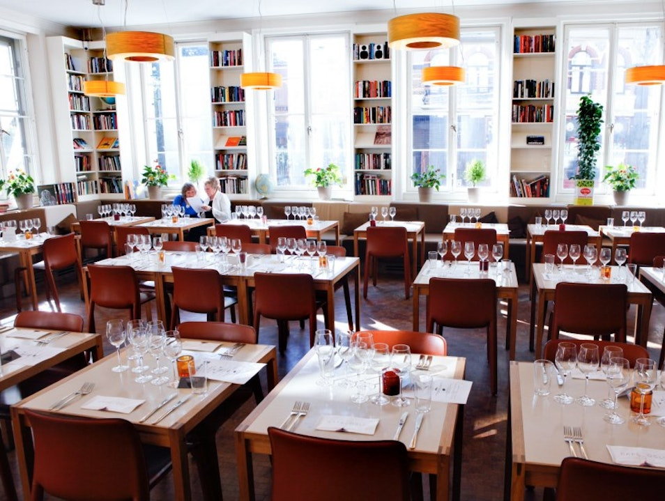 A Literary Lunch Oslo  Norway