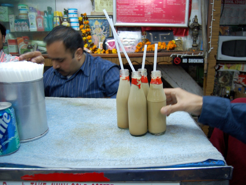 Cold Coffee at DePaul's New Delhi  India