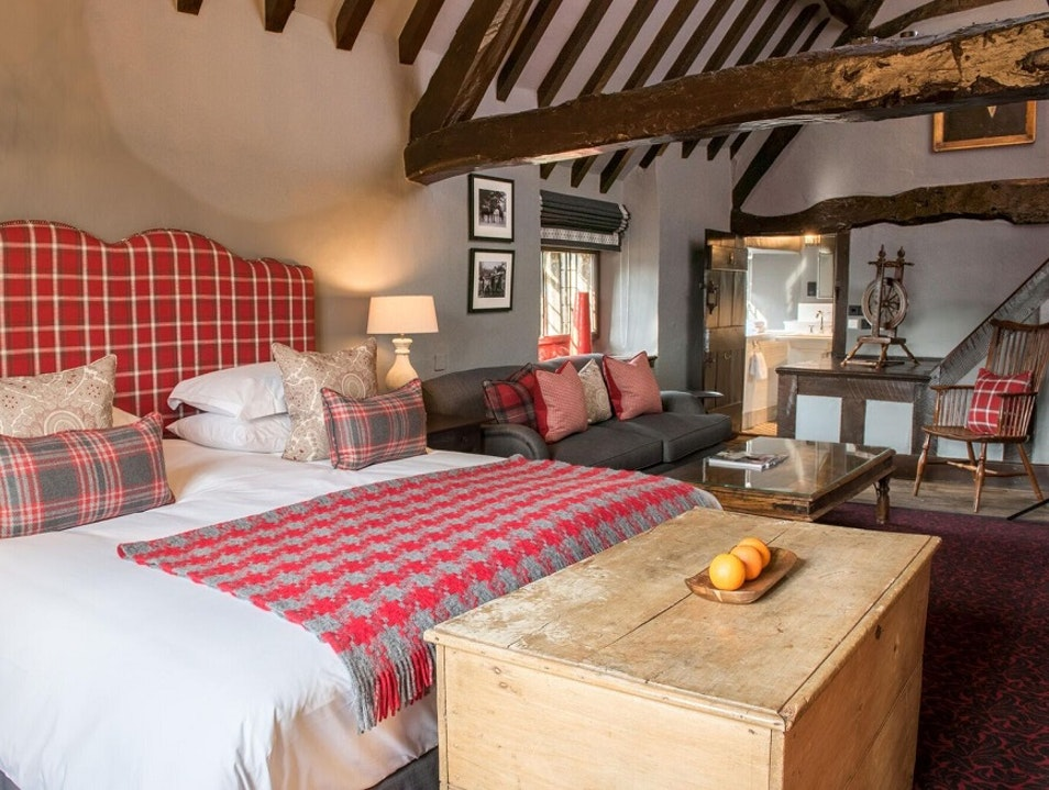 History and Scandal Await Discovery at The Lygon Arms, Cotswolds