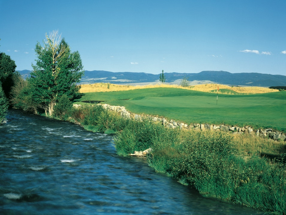 Golf at Old Works  Anaconda Montana United States