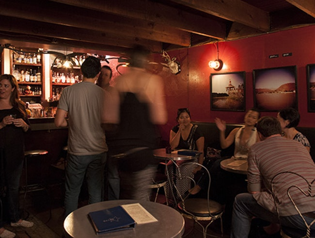 Drink at Dalva and the Hideout in the Mission