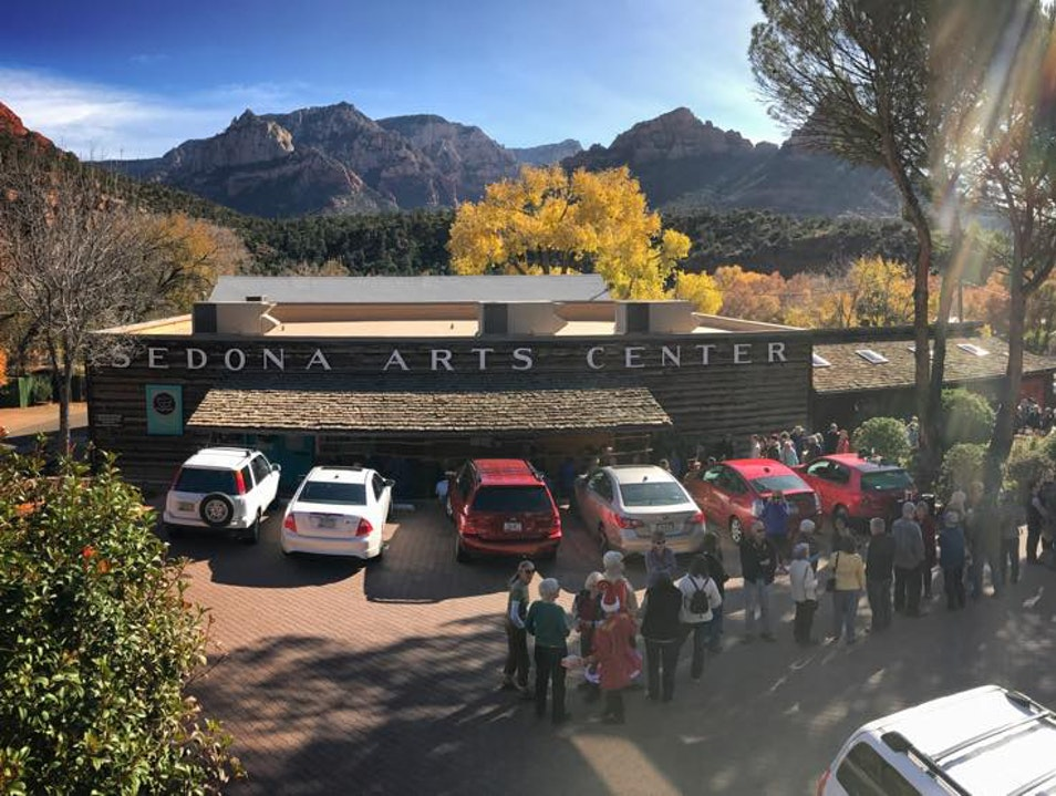 Annual Loving Bowls Event Sedona Arizona United States