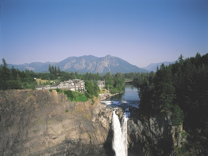 Salish Lodge And Spa Snoqualmie Washington United States