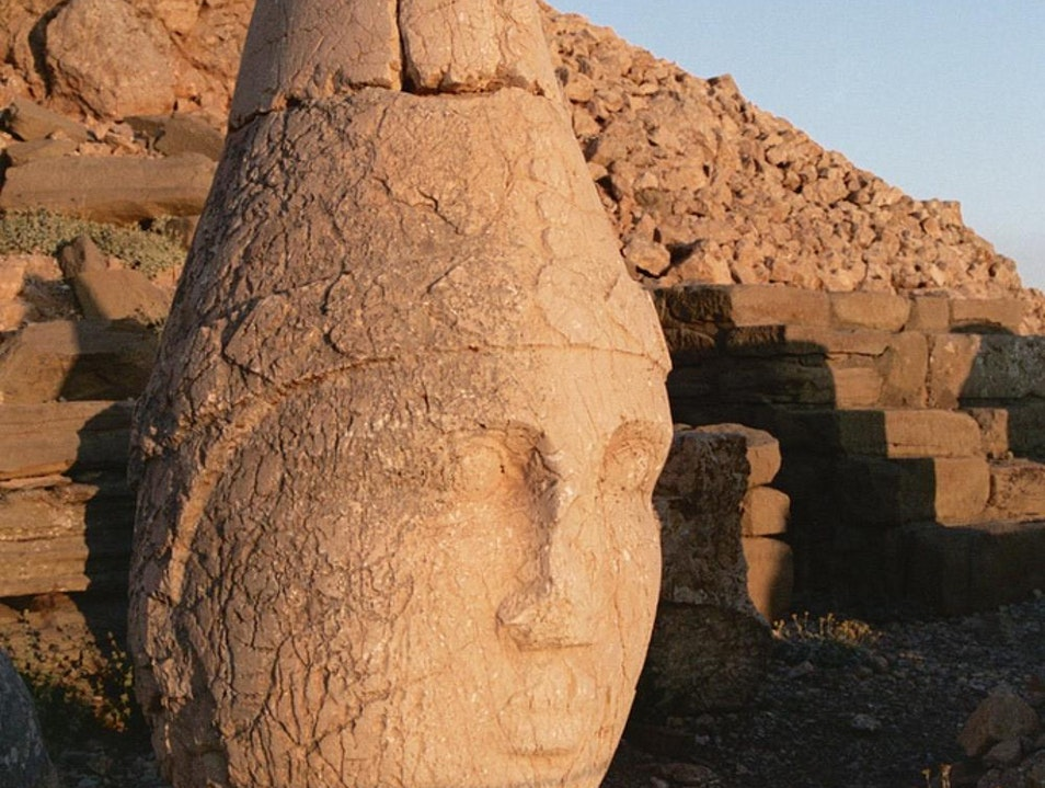 Mount Nemrut...Was it worth it? Kâhta  Turkey