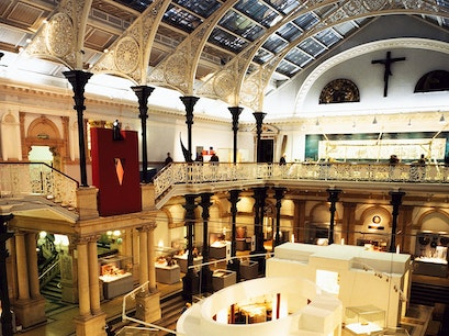 The National Museum of Ireland Dublin  Ireland
