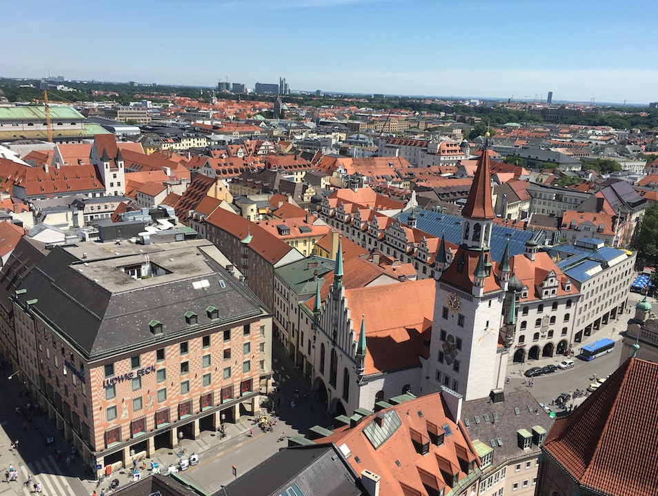 Traveling Through Munich (and Beyond) with Gray Line Sightseeing Tours Munich  Germany