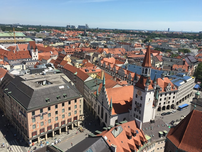Traveling Through Munich (and Beyond) with Gray Line Sightseeing Tours