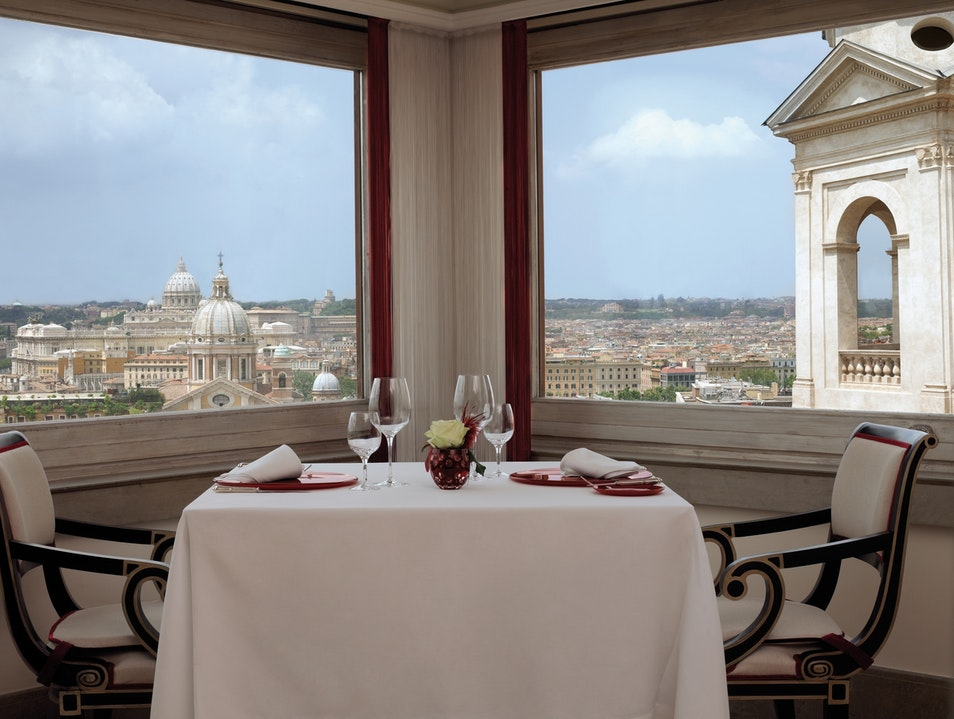 Hotel Hassler Rome  Italy