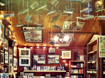 Henry Miller Memorial Library Big Sur California United States
