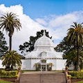 Conservatory of Flowers San Francisco California United States