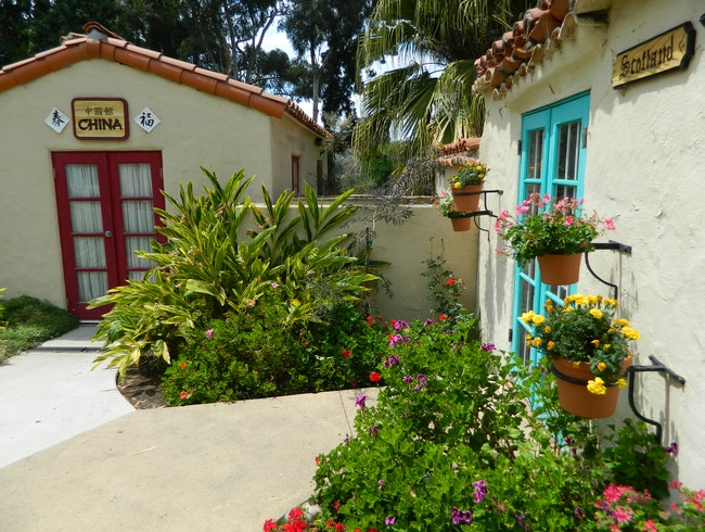 Houses of Hospitality in Balboa Park
