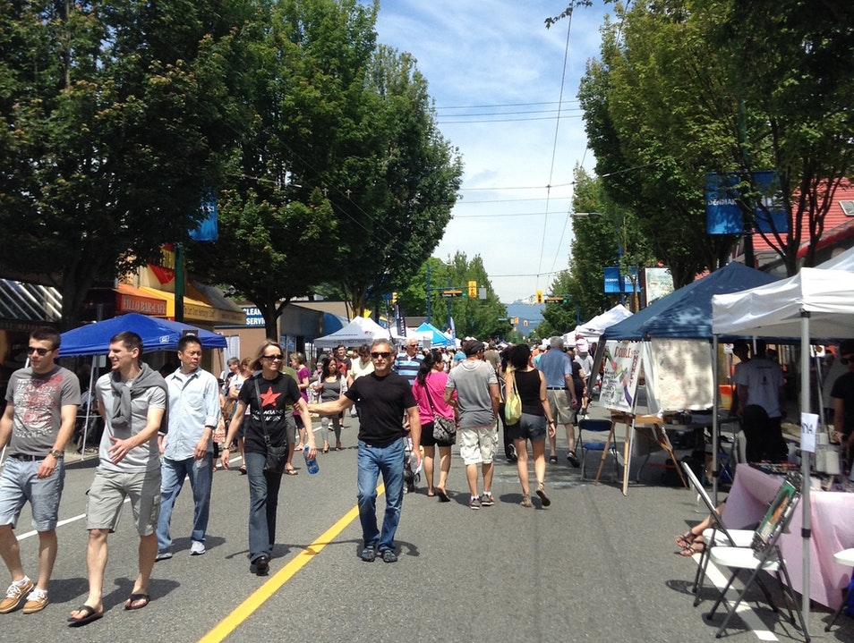 Take to the Streets for Car Free Day Vancouver  Canada