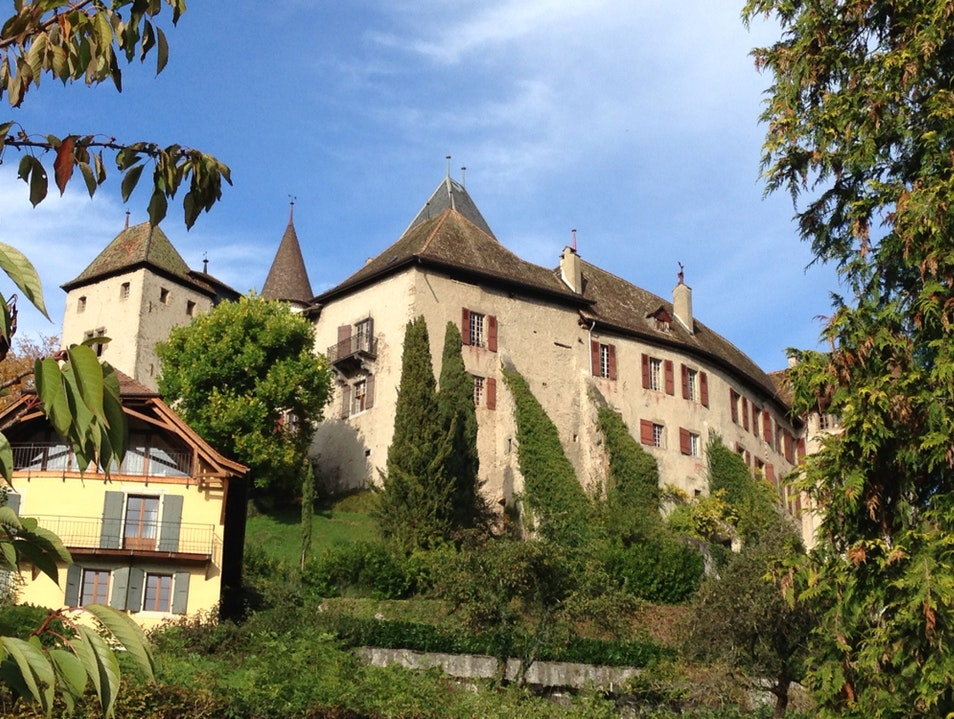 Château de Blonay Blonay  Switzerland