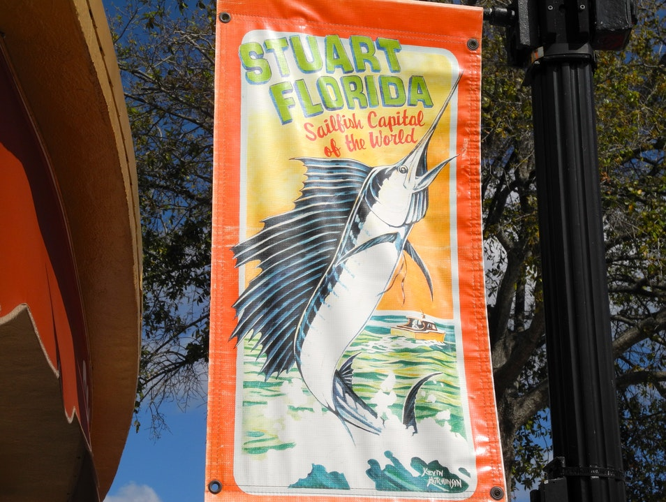 The Sailfish Capital of the World Stuart Florida United States