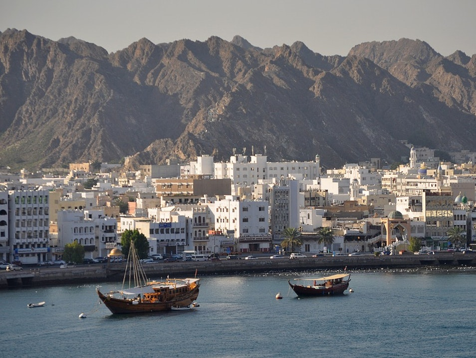 Things to do in Muscat Oman   Earth