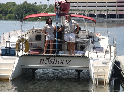 Tampa Bay Sailing Tours (No Shooz) Tampa Florida United States