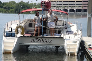 Tampa Bay Sailing Tours (No Shooz)