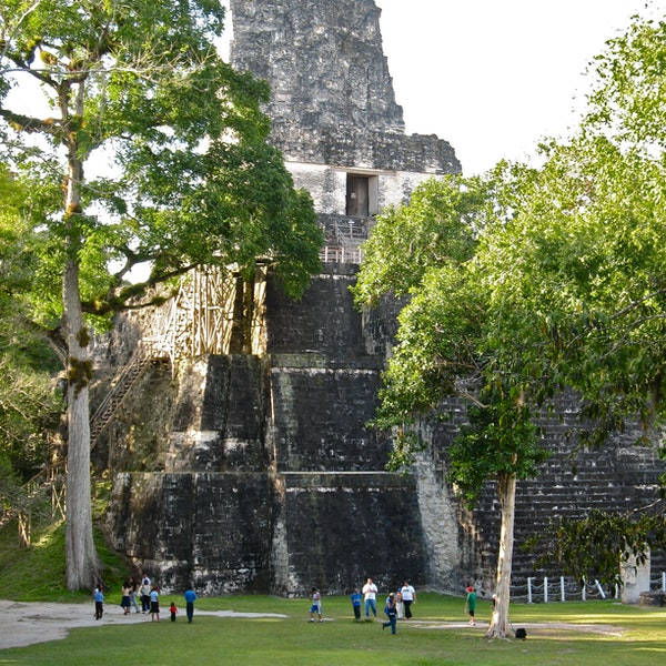Best Places In Mexico To See Ruins: Guatemala