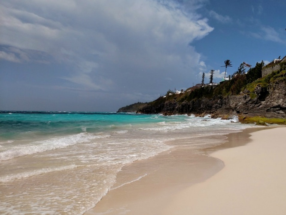 Private Beach Bliss Southampton Parish  Bermuda