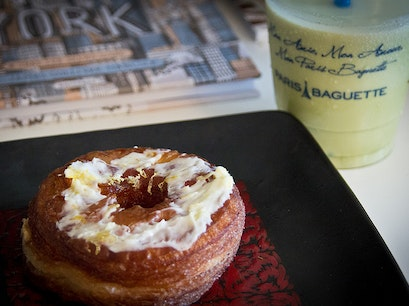 Paris Baguette New York New York United States