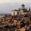 Discovery Park Seattle Washington United States