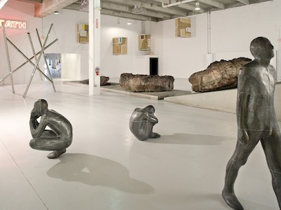 The Margulies Collection at the WAREhOUSE Miami Florida United States