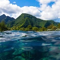 East Coast Surf Spots Papenoo  French Polynesia