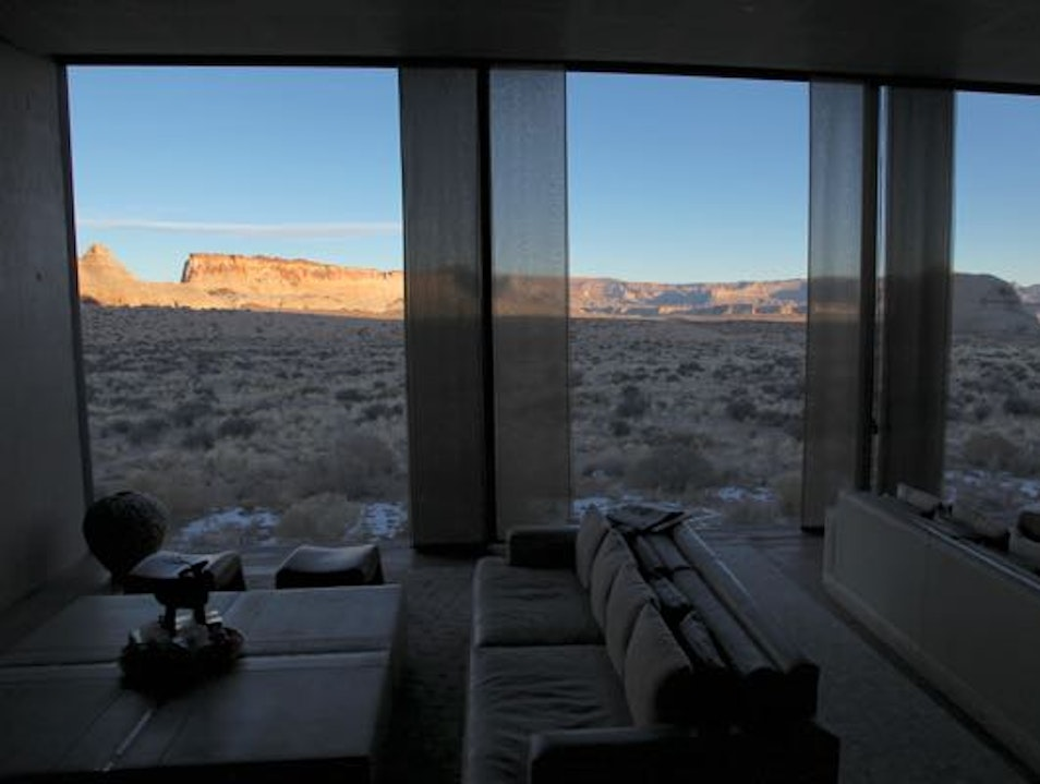This is The Coolest Hotel in America Canyon Point Utah United States