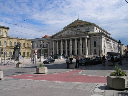 Max-Joseph-Platz Munich  Germany