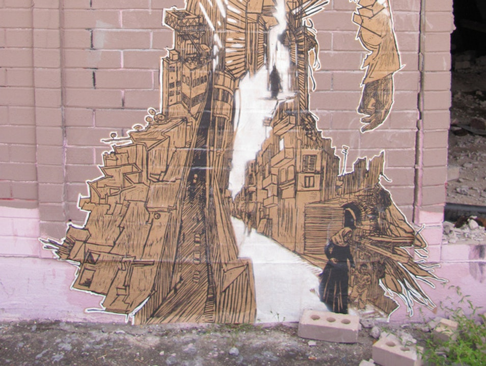 Swoon in New Orleans
