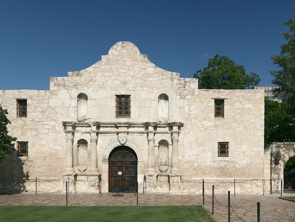 The Alamo San Antonio Texas United States