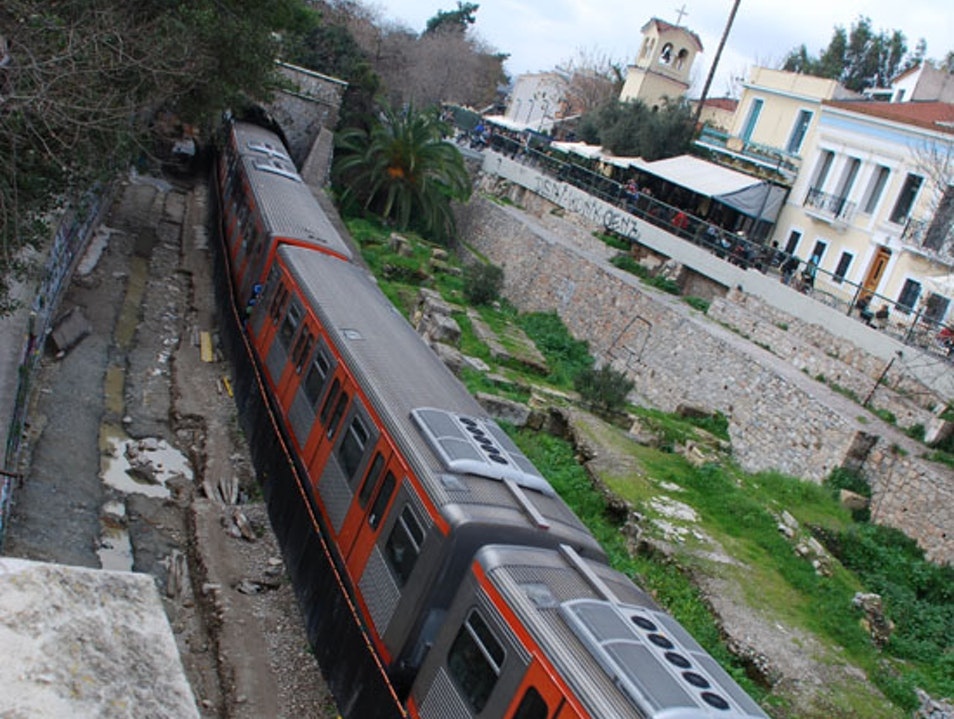 Athens Tips Part 3 - Transportation Around the City Athens  Greece
